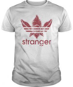 Stranger Things Adidas Logo Guys Tee