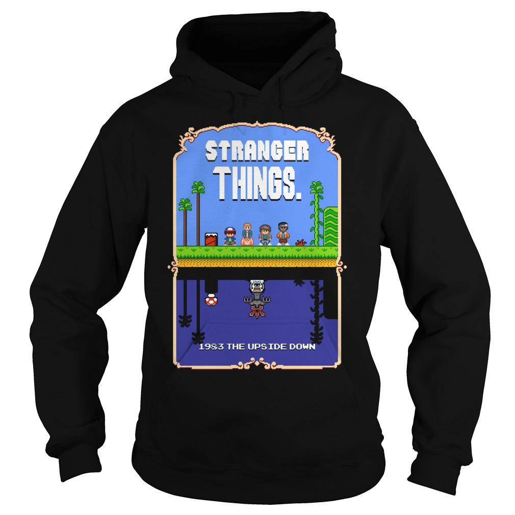Stranger Things Mario Bros 2 Pixel Shirt, Hoodie, Sweater