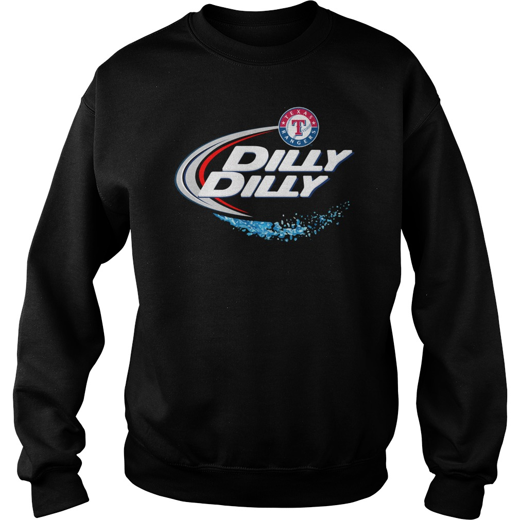 Texas Rangers Dilly Dilly Sweat Shirt