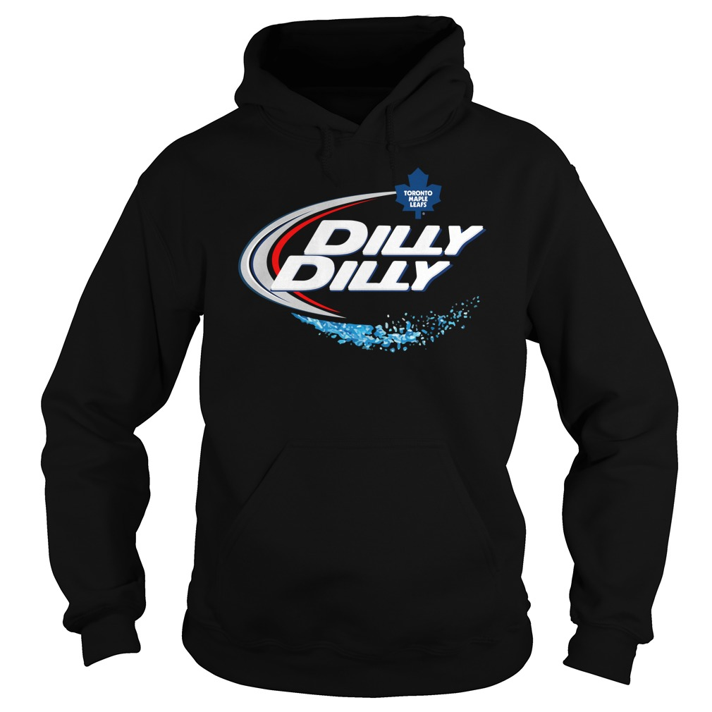 Toronto Maple Leafs Dilly Dilly Hoodie
