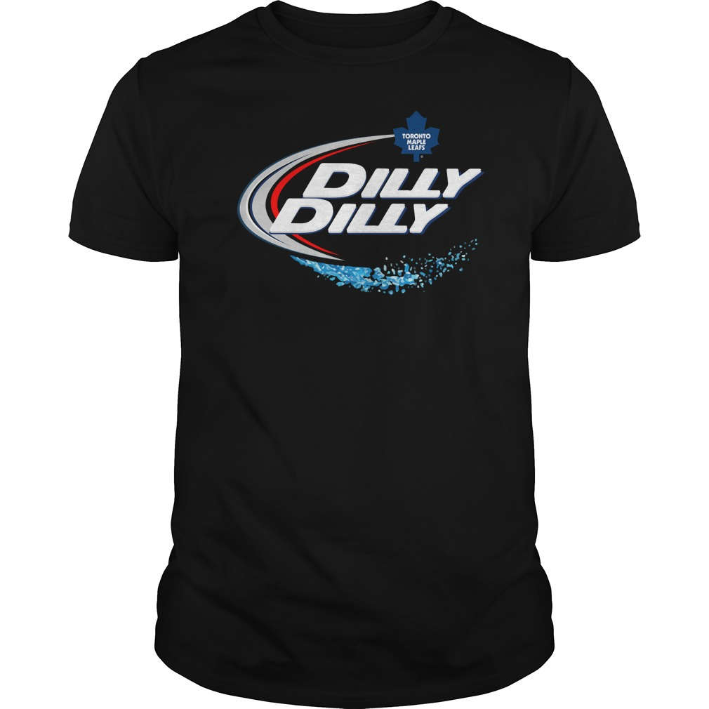 Toronto Maple Leafs Dilly Dilly Shirt