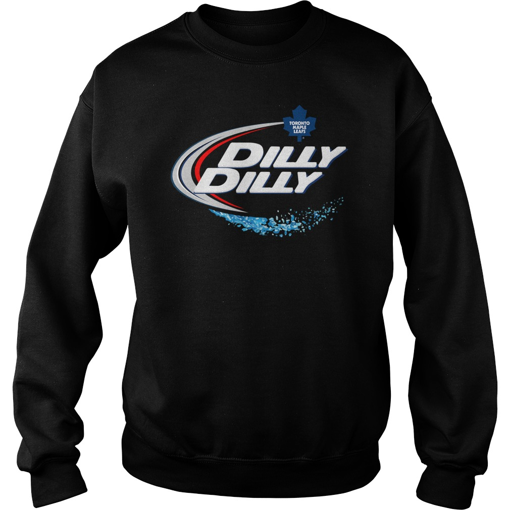 Toronto Maple Leafs Dilly Dilly Sweater