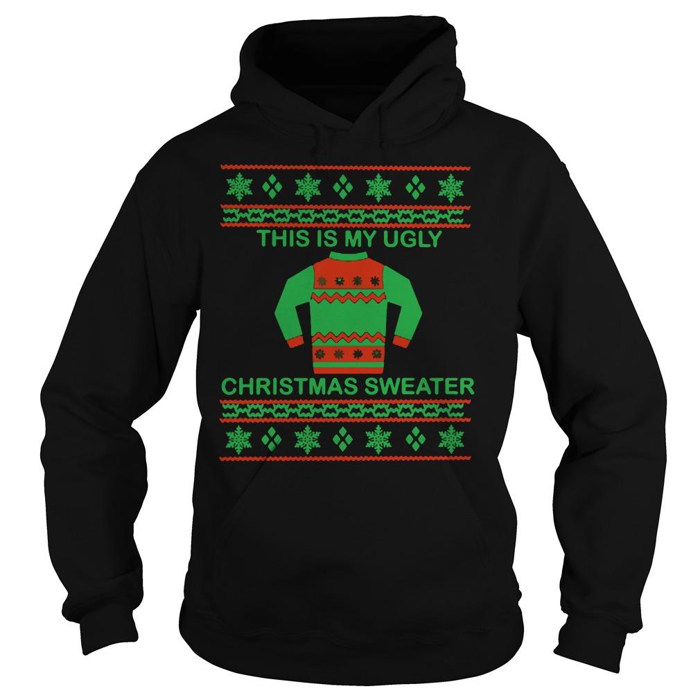 Ugly Christmas Hoodie