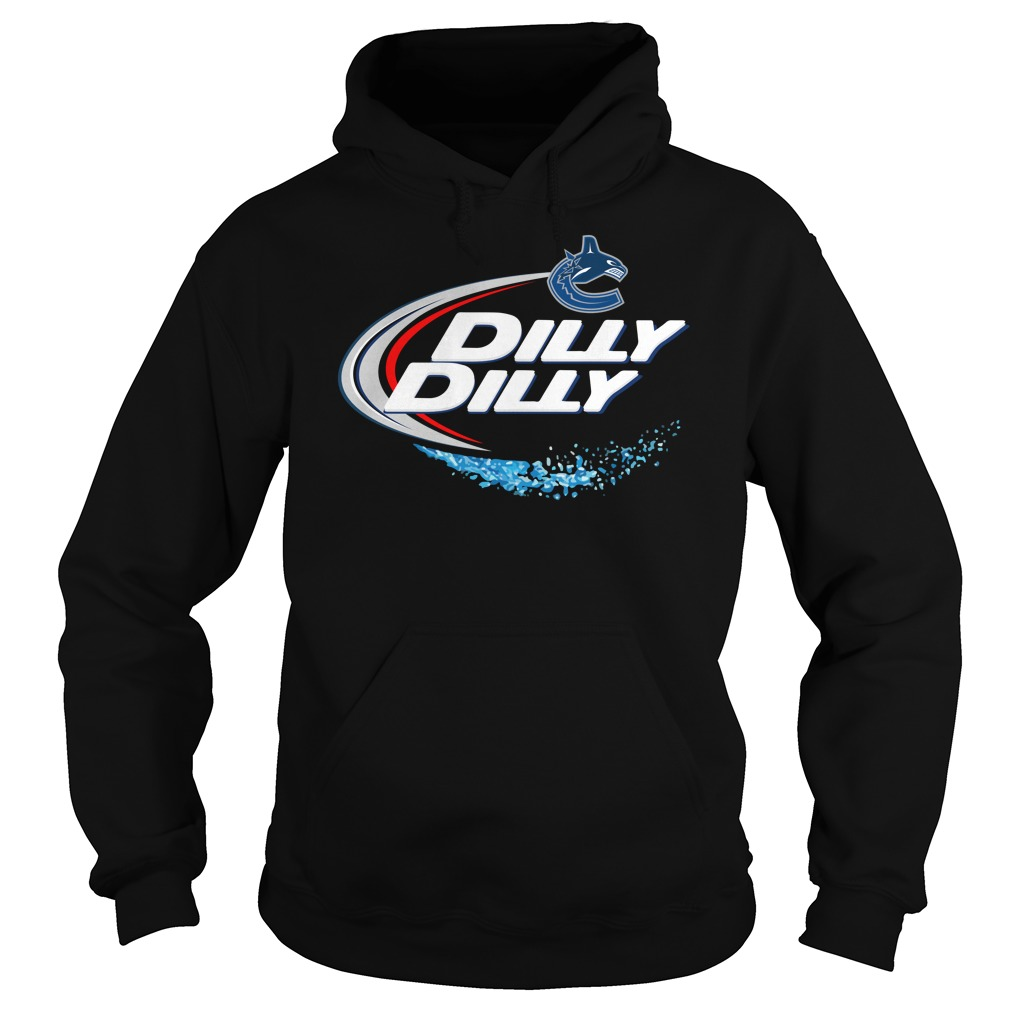 Vancouver Canucks Dilly Dilly Hoodie