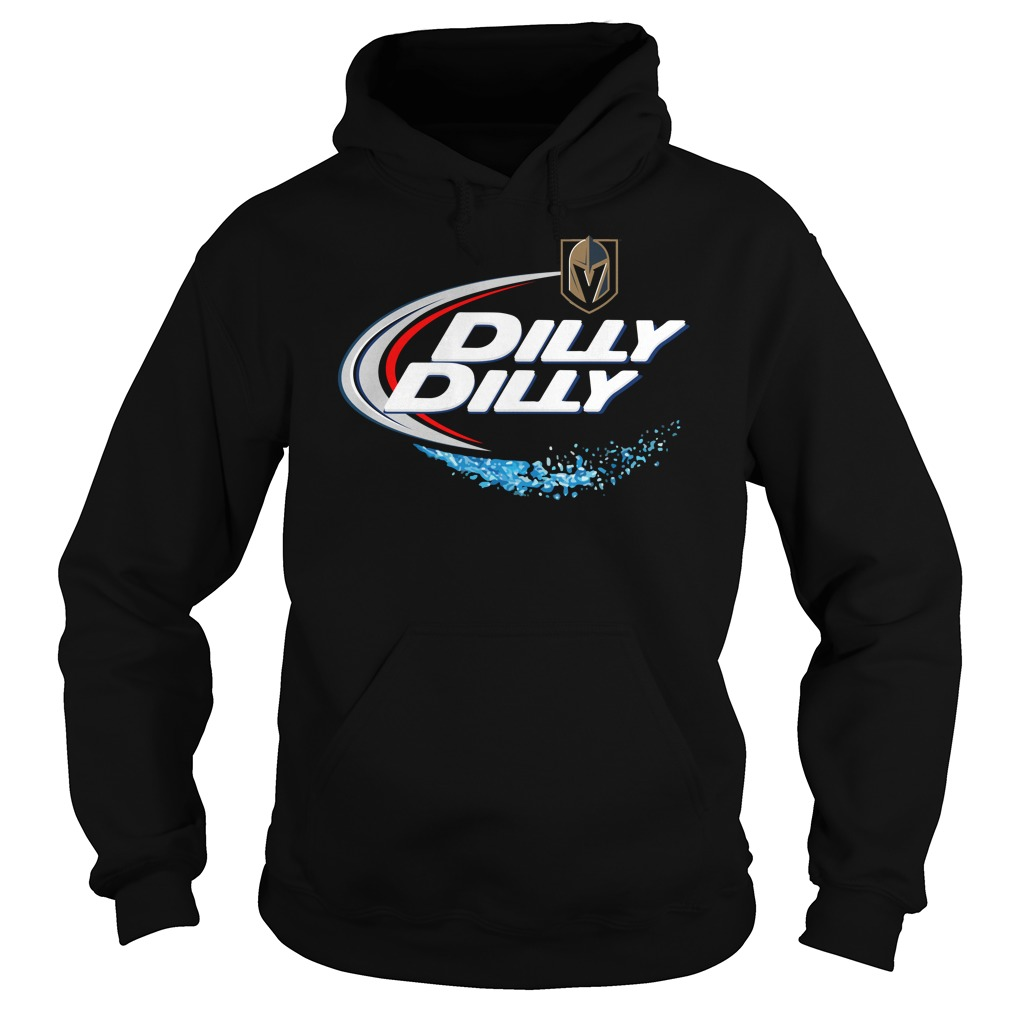 Vegas Golden Knights Dilly Dilly Hoodie