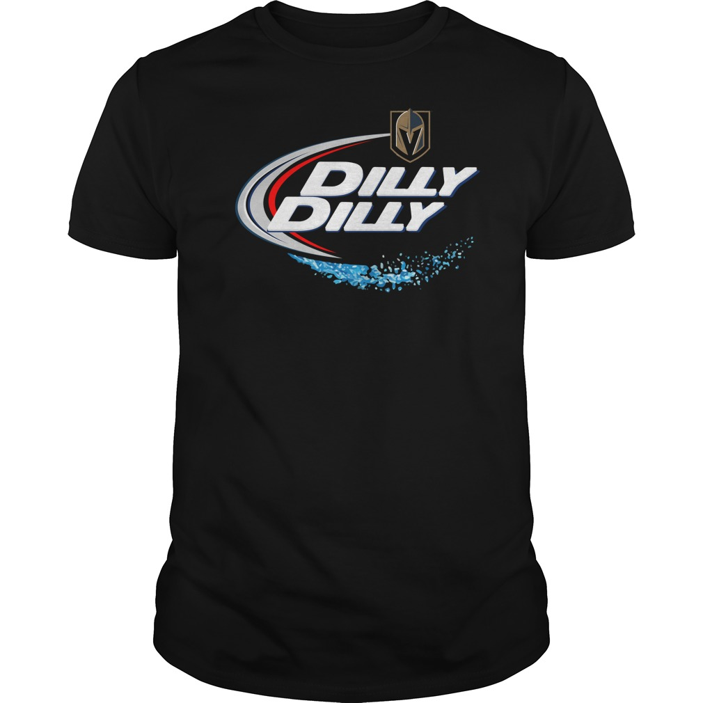 Vegas Golden Knights Dilly Dilly Shirt