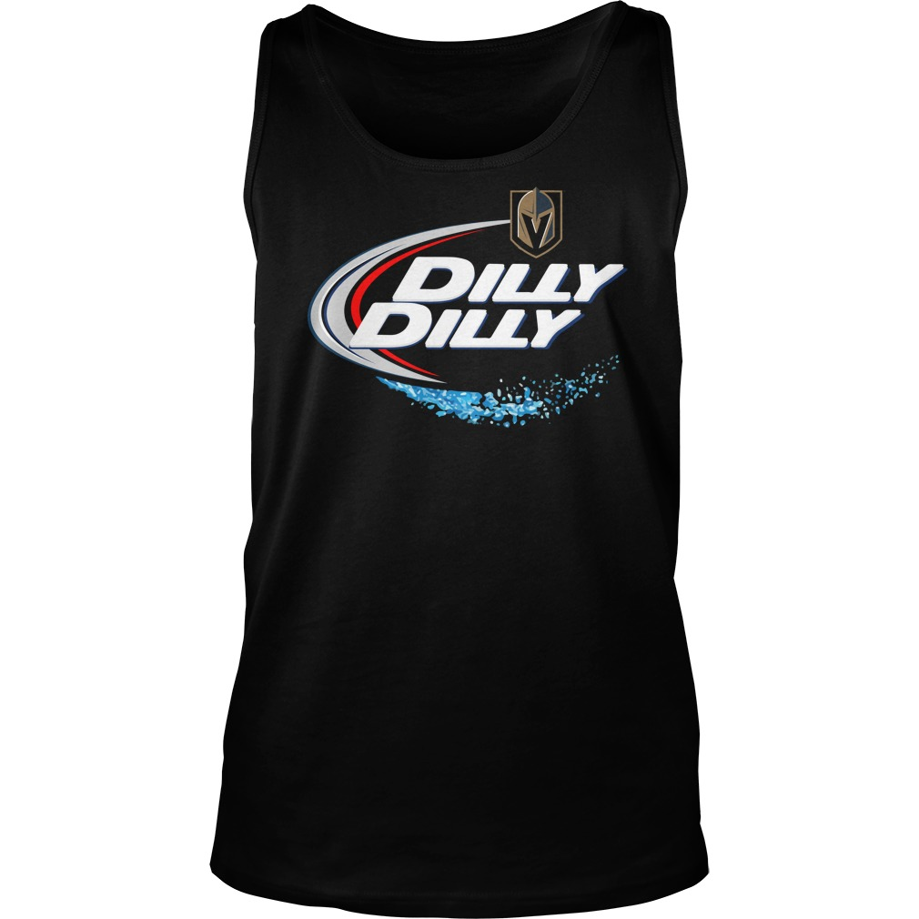 Vegas Golden Knights Dilly Dilly Tank Top