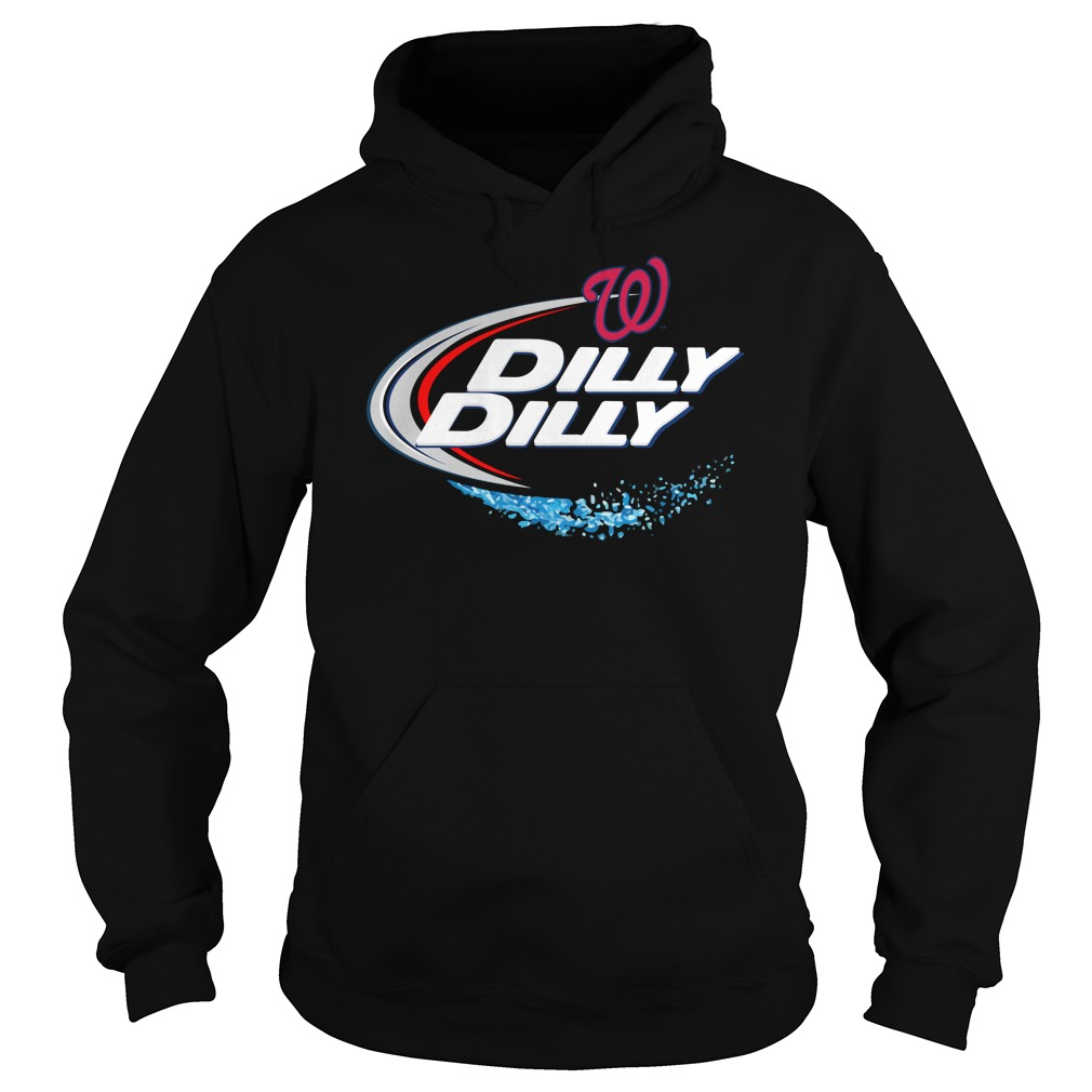 Washington Nationals Dilly Dilly Hoodie