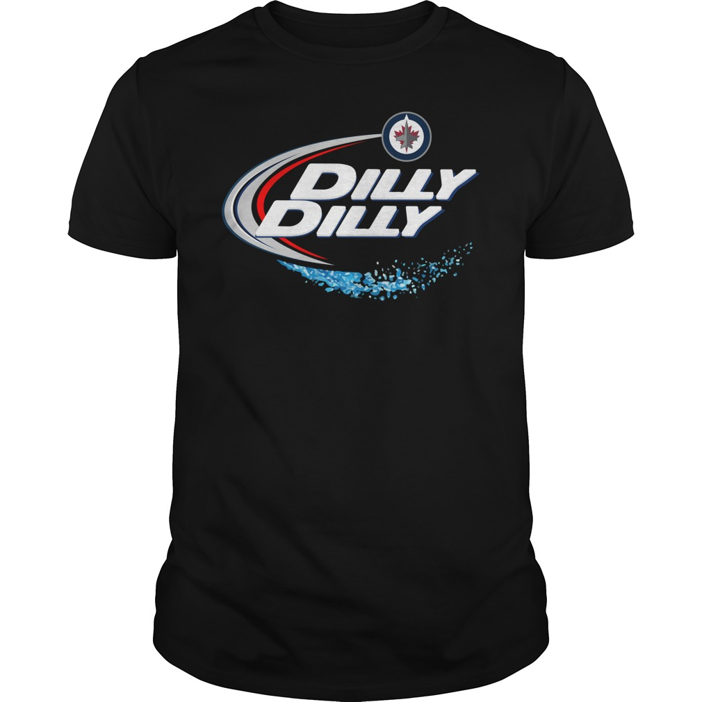 Winnipeg Jets Dilly Dilly Shirt