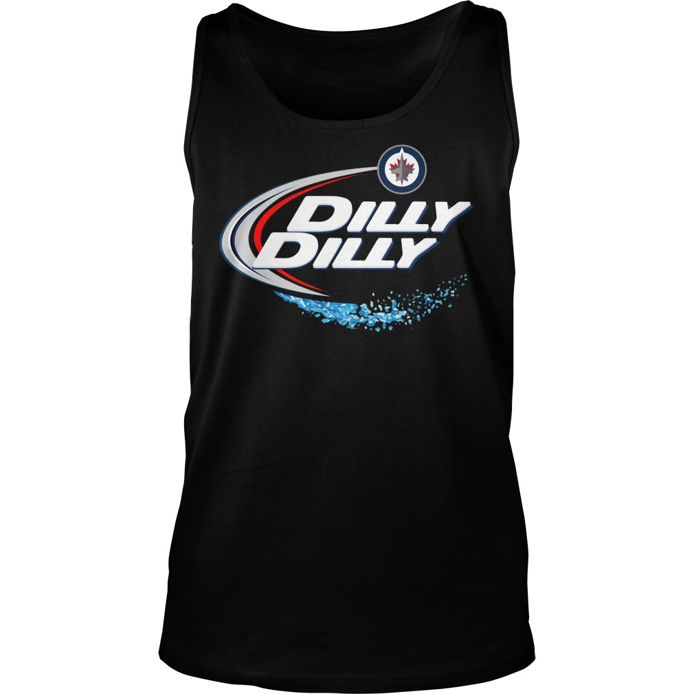 Winnipeg Jets Dilly Dilly Tank Top