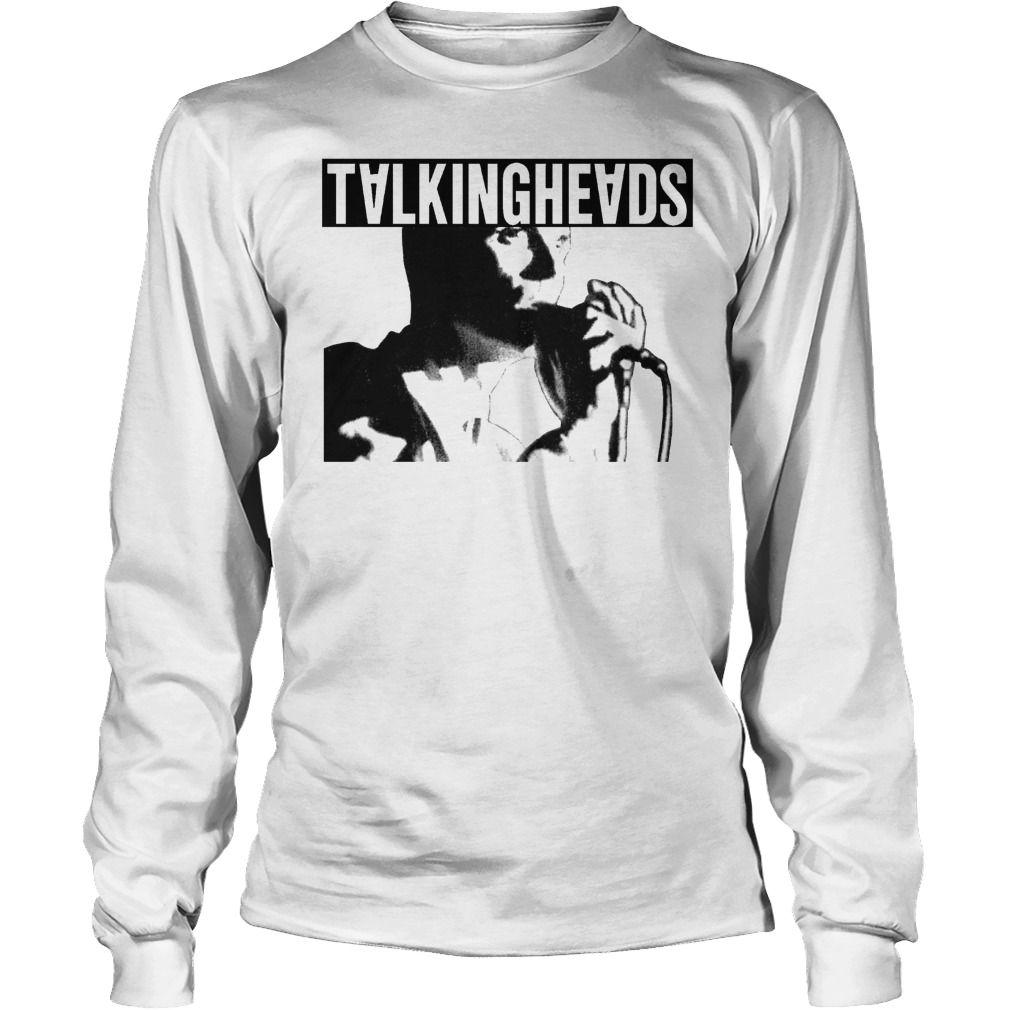 Adam Levin Talking Head Longsleeve