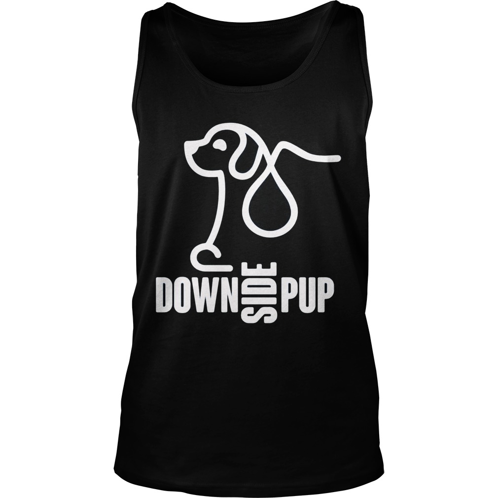Down Side Pup Tanktop
