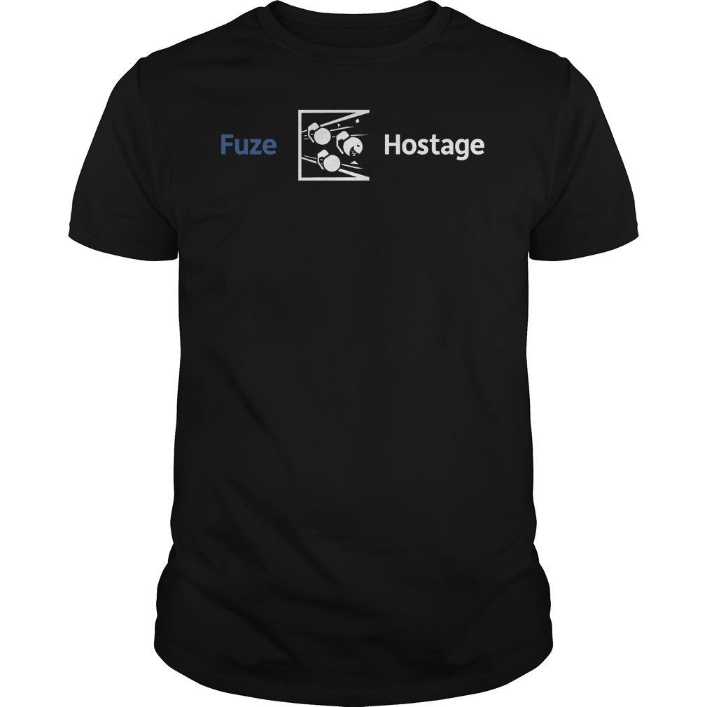 Fuze Hostage Guy Tee