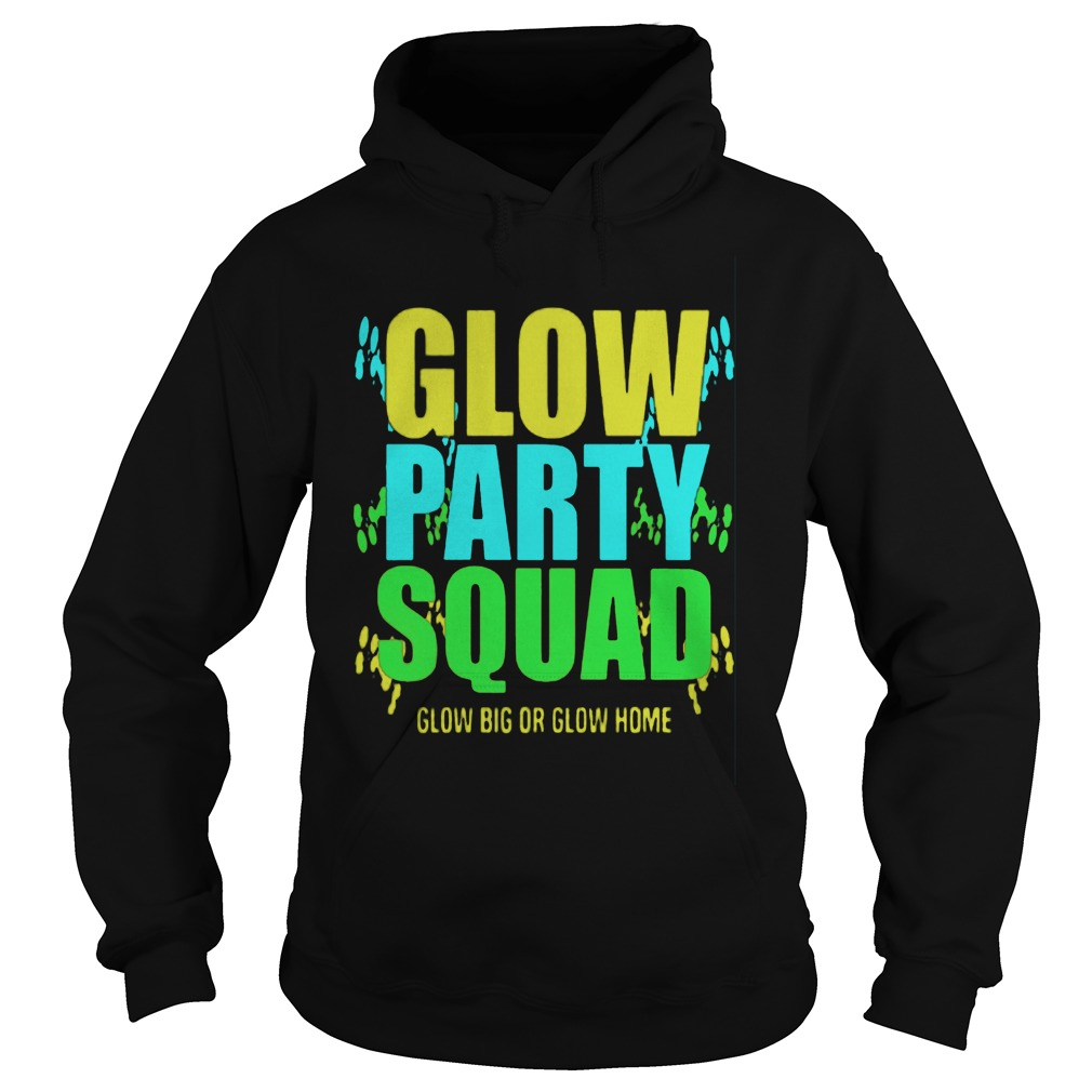 Glow Party Squad Hoodie