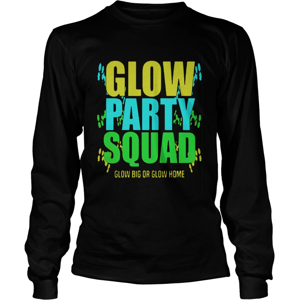 Glow Party Squad Longsleeve