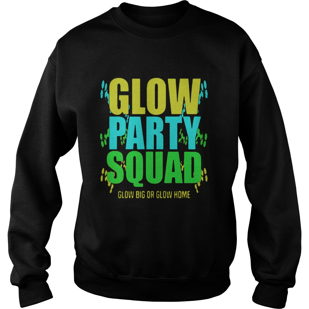 Glow Party Squad Sweater