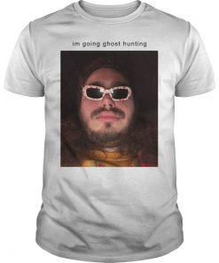 Im Going Ghost Hungting Guy Tee