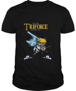 May The Triforce Guy Tee