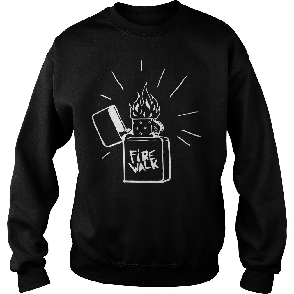 Zippo Fire Walk Sweater
