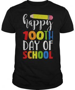 Happy 100th Day School Shirt