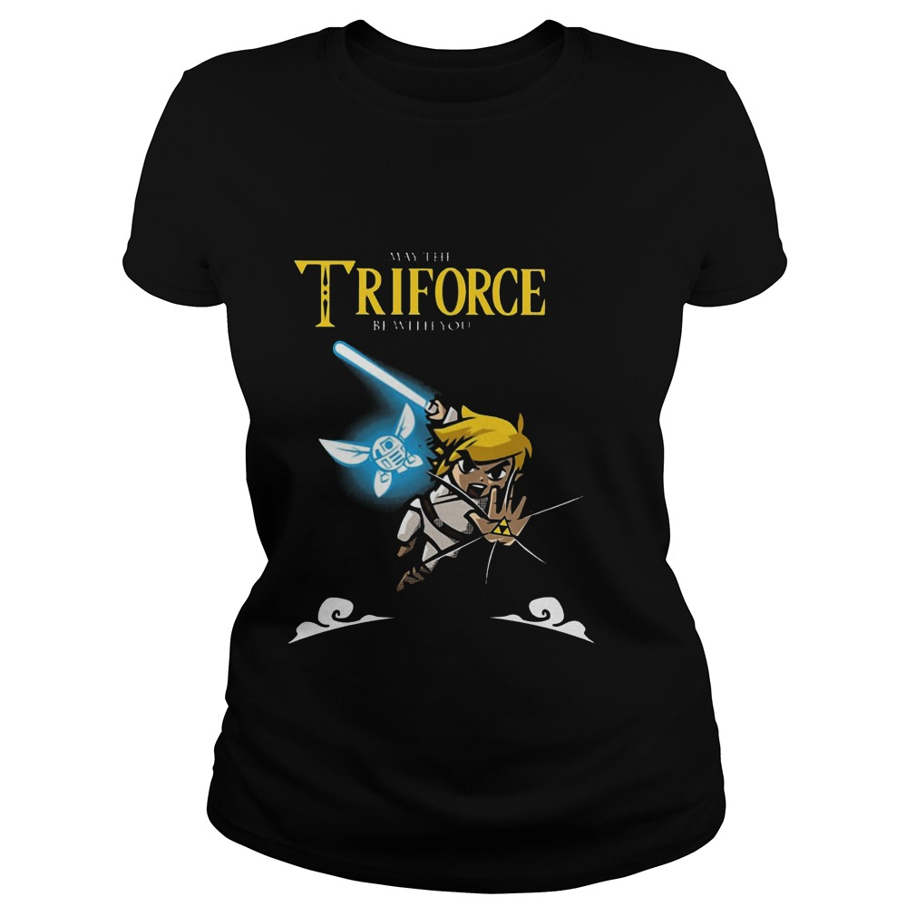 May The Triforce Be With You Ladies