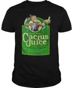 Master Sokka Cactus Juice Found Shirt