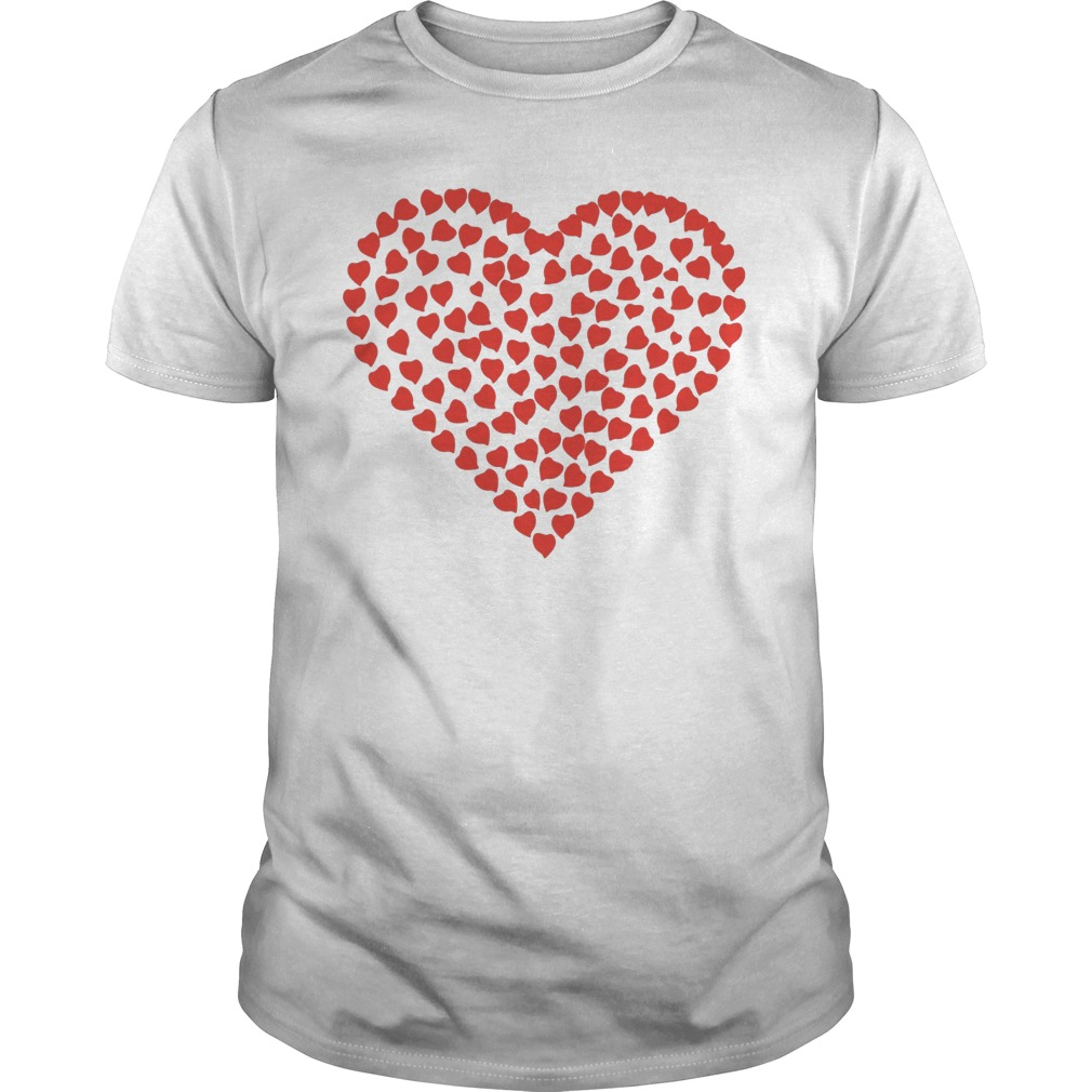 Red Heart Valentine's Day Shirt