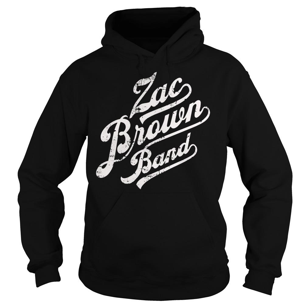 Zac Brown Band Hoodie