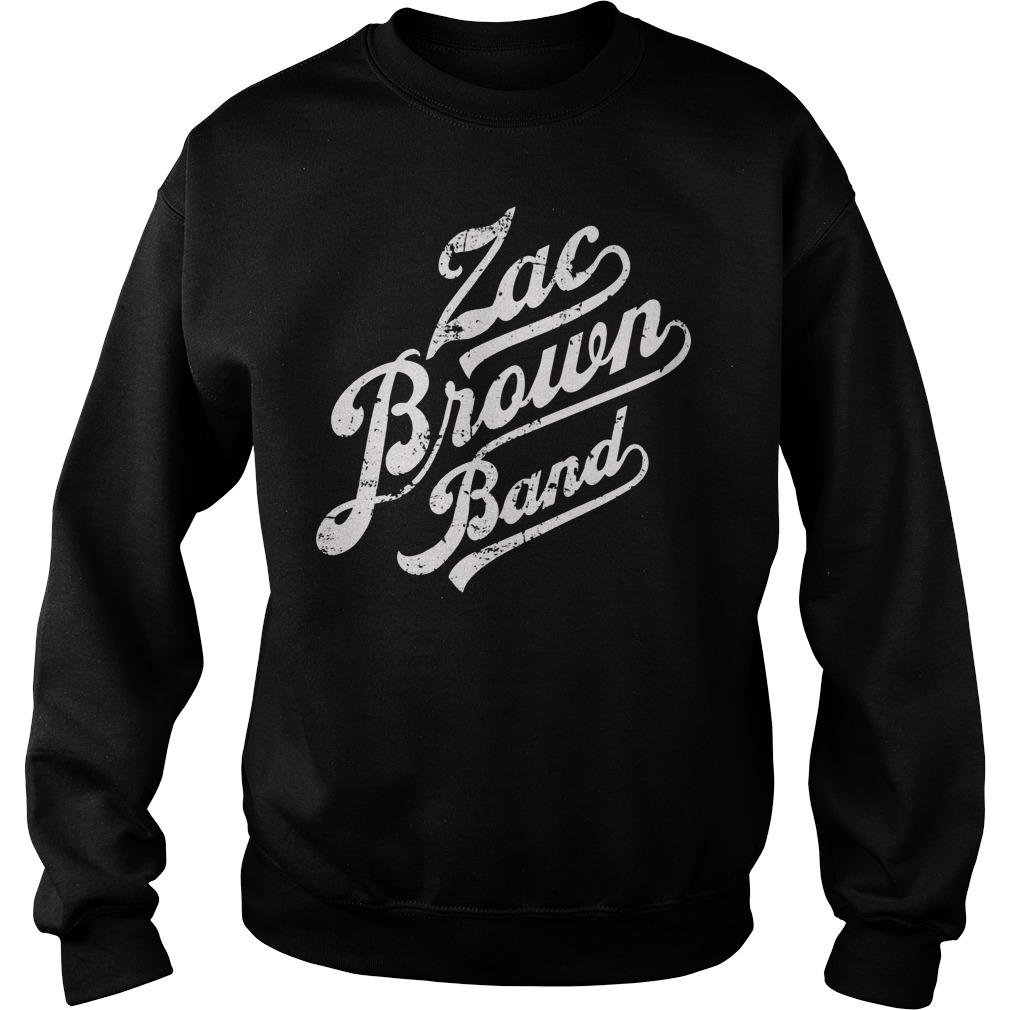Zac Brown Band Sweater
