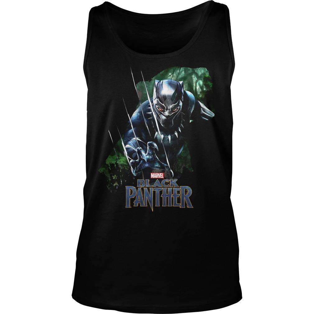 Black Jaguar Growl: Black Panther Jungle Roar Clawed Shirt, Hoodie, Sweater
