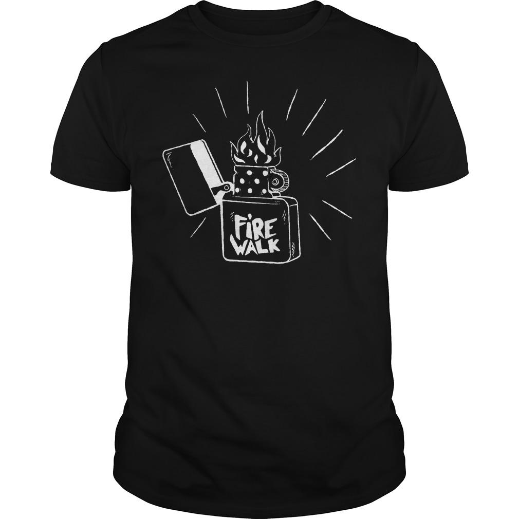 Chloe Fire Walk Life Is Strange Shirt