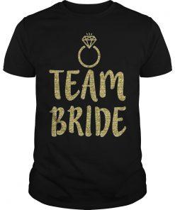 Team Bride Bachelorette Party Matching Shirt