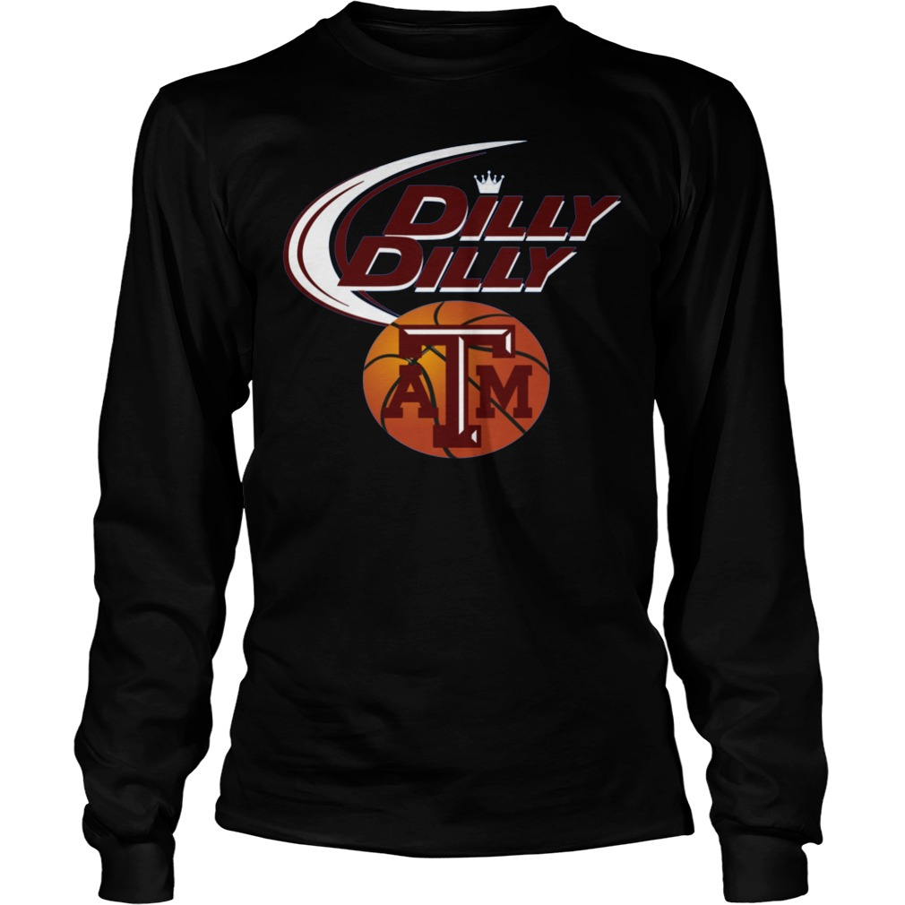 Texas A&m Aggies Dilly Dilly Longsleeve