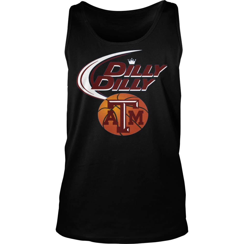 Texas A&m Aggies Dilly Dilly Tanktop