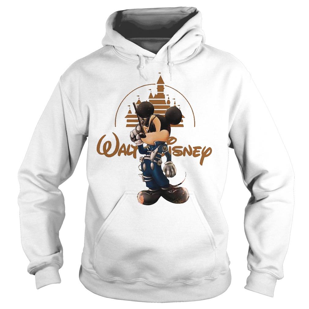 Walt Disney Misckey Mouse Captain Hoodie