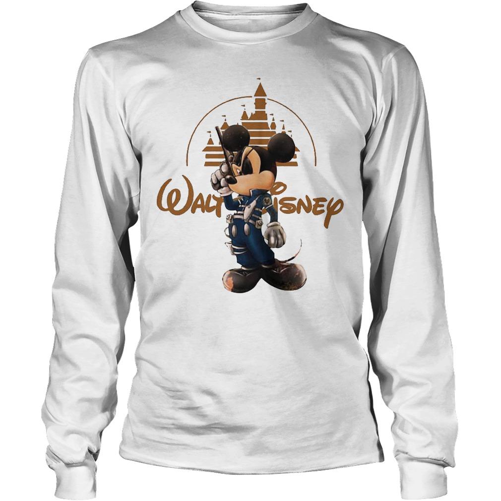 Walt Disney Misckey Mouse Captain Longsleeve