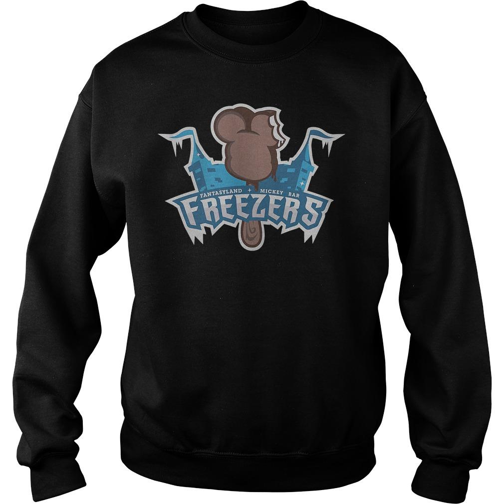 Walt Disney World Fantasyland Freezers Sweater