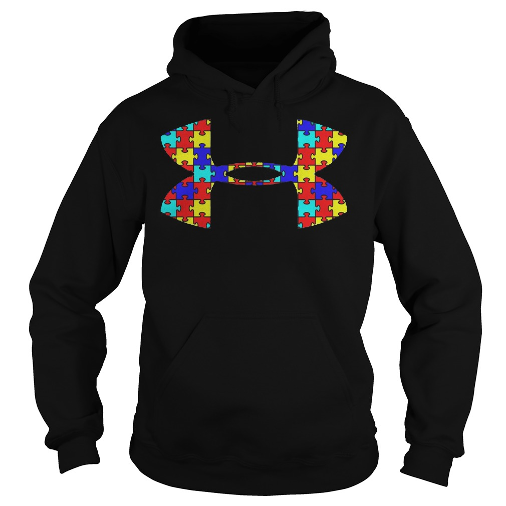 Autism Under Armour Hoodie