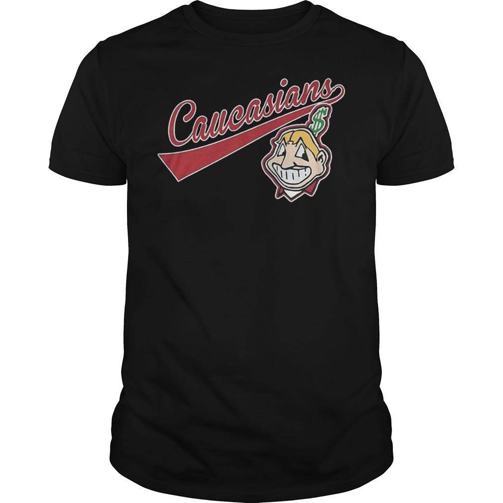 Bomani Jones Caucasians Shirt