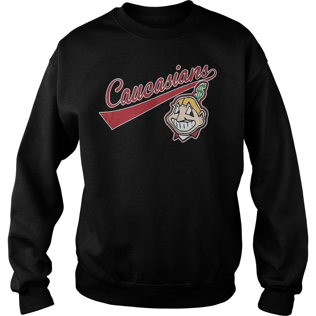 Bomani Jones Caucasians Sweater
