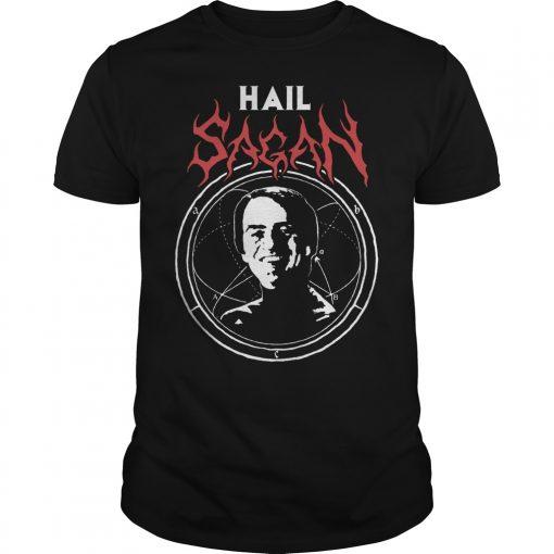 Camiseta Hail Sagan Shirt