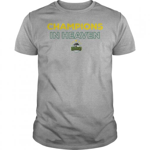 Humboldt Broncos Champion In Heaven Shirt