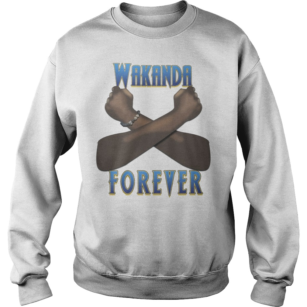 Official Wakanda Forever Sweater