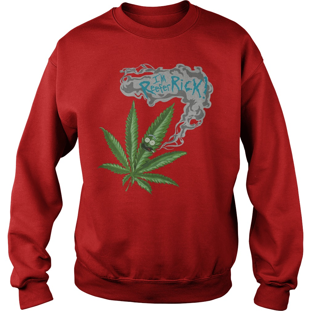 Rick And Morty I'm Reefer Rick Sweater