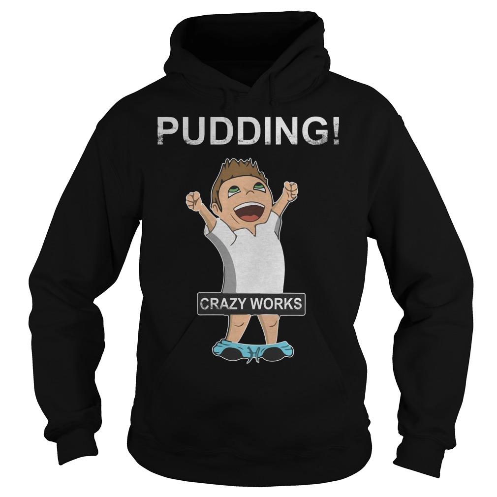 Supernatural Dean Winchester Pudding Crazy Works Shirt Hoodie