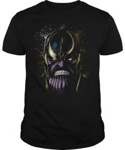 The Face Of Thanos Shirt