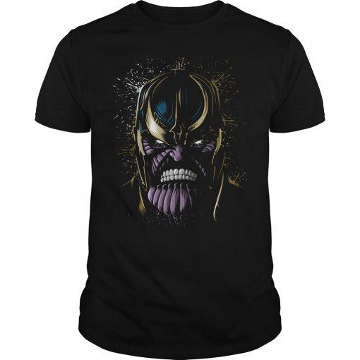 The Face Of Thanos Shirt