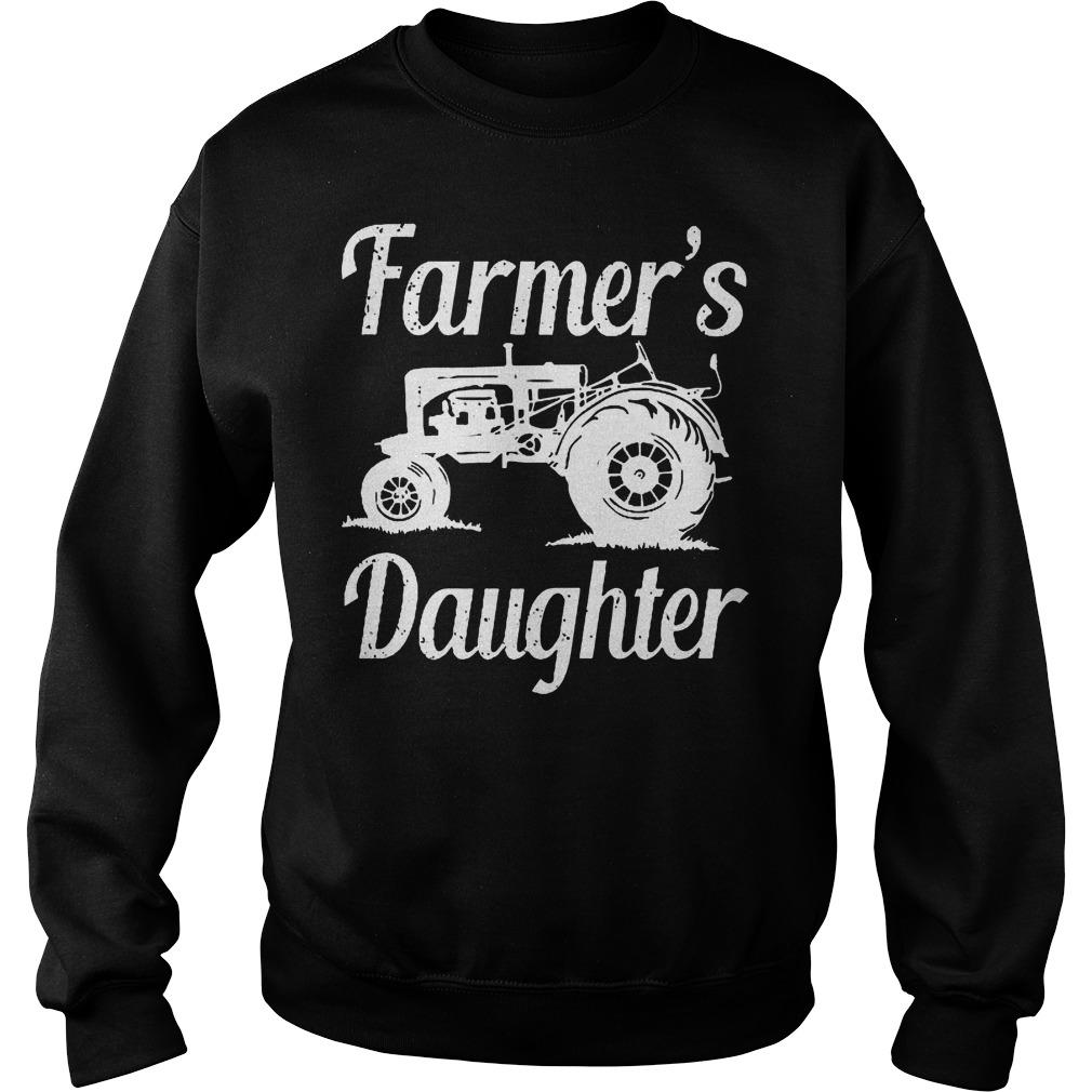 Famer's Daughter Sweater