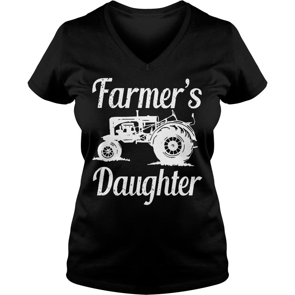Famer's Daughter V Neck
