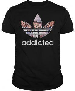 Grey's Anatomy Addicted Shirt